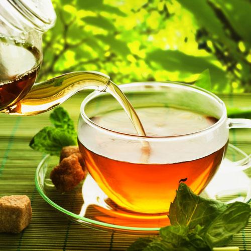 Чай от простуды – лекарство из огорода