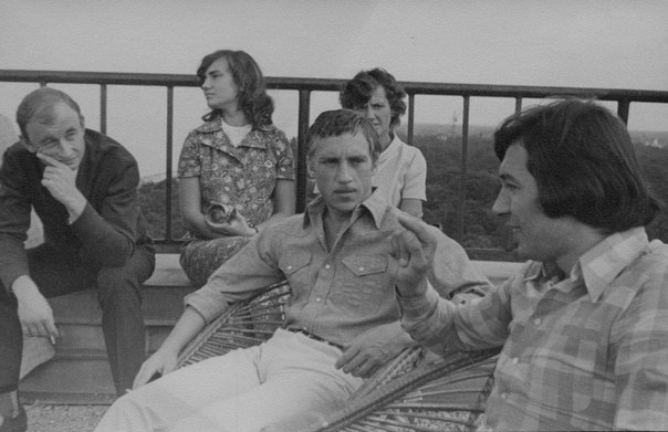 Владимир Высоцкий в Латвии. Август 1964 года.