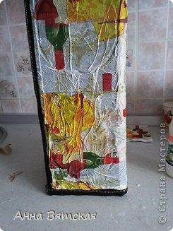 Мастер-класс Хлам-декор  предмет для нужных вещей  Материал бросовый фото 18