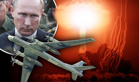 Express: Пугливые британские аналитики вновь услышали в небе русское «взведение ядерного курка»