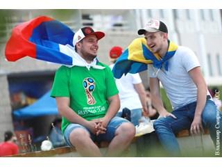 Реакция Украины на игру российской сборной доказывает правоту Путина