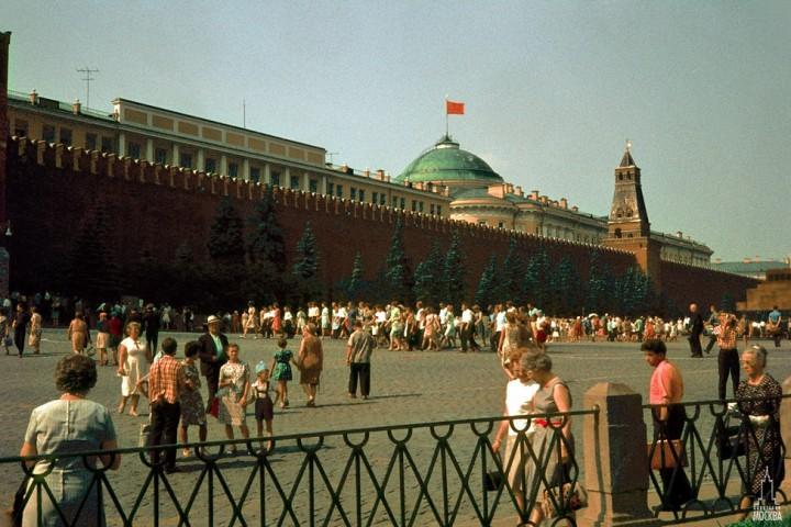 Развитие СССР в период с 1954 по 1964 гг.