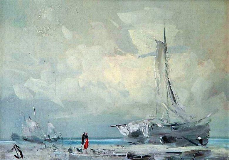 Морские прогулки, Артём Белостоцкий