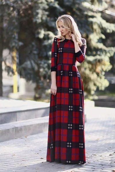 Лучшие платья на зиму 2018-2019