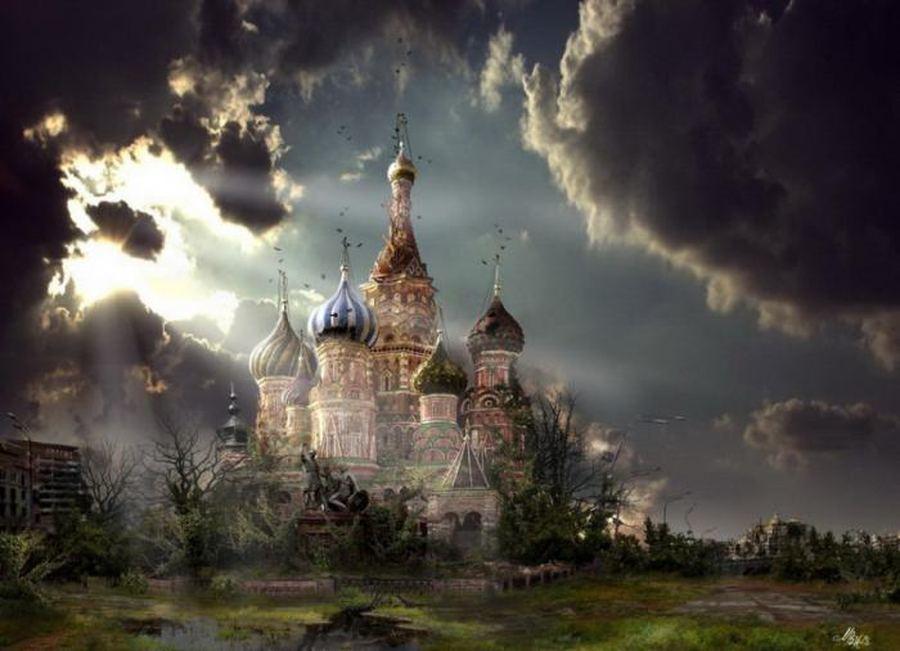 20 самых мистических мест России