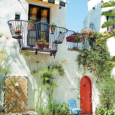 Сказочные дома, которые построил американский архитектор в Санта -Барбаре