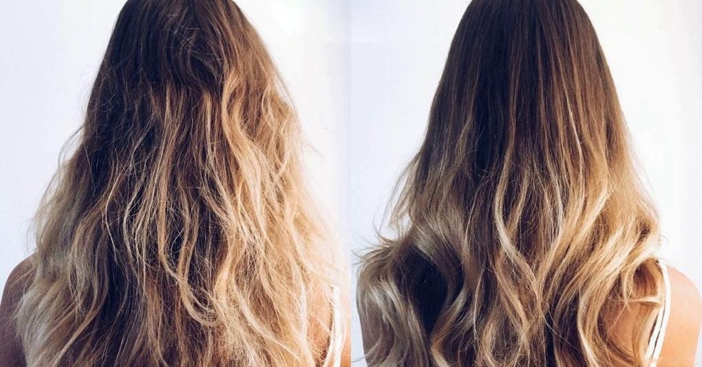 Домашний маска для волос: поможет даже самым сухим волосам