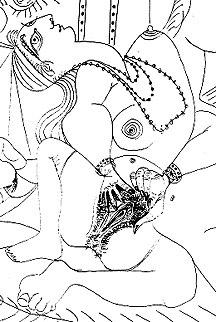 обнаженная девушка у окна в мастерской художника картинка