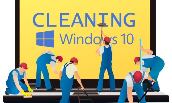 Как вернуть 27 ГБ после ноябрьского обновления Windows 10