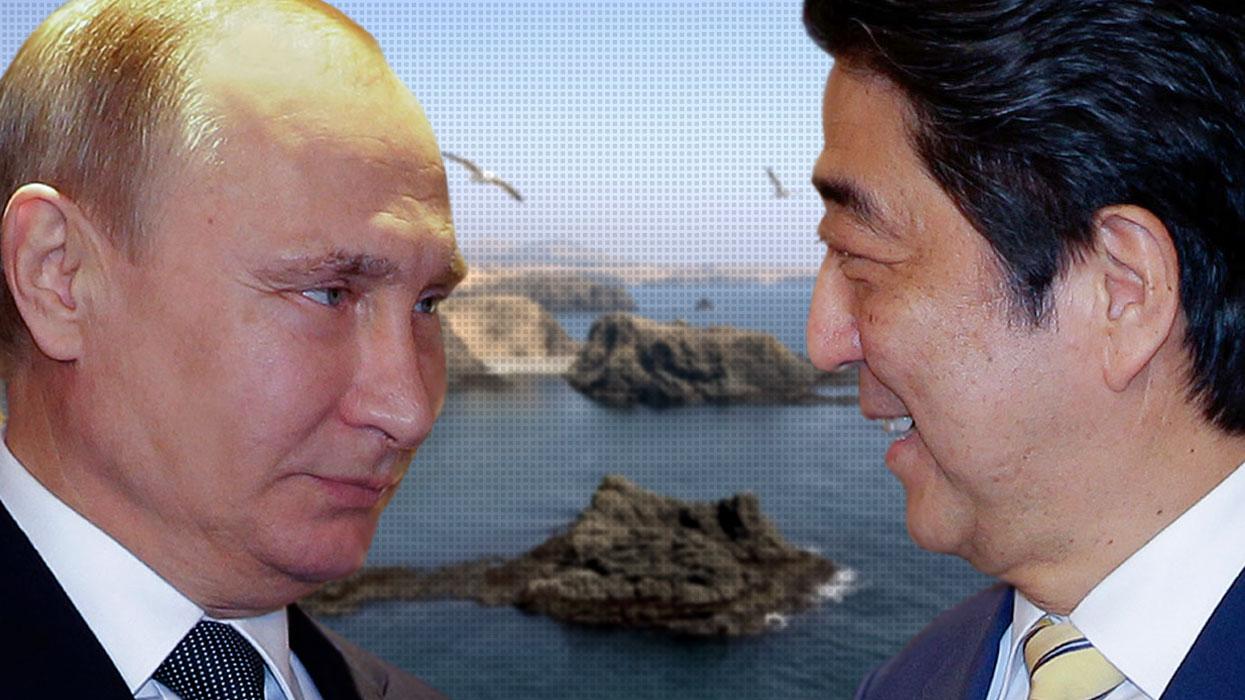 Курилы: жёсткая тактика Японии