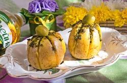 """Картофельная """"лилия"""", запече…"""