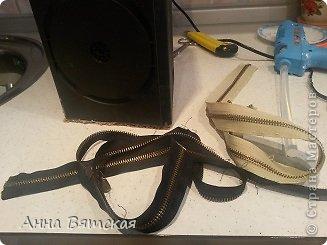 Мастер-класс Хлам-декор  предмет для нужных вещей  Материал бросовый фото 11