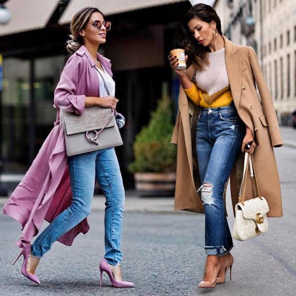 Палаццо, бойфренды, клеш: какие модели джинсов актуальны этой весной?