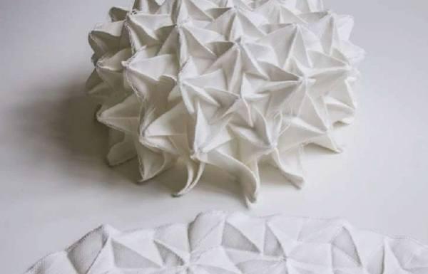 Оригами предлагает свои варианты архитектуры для Луны и Марса