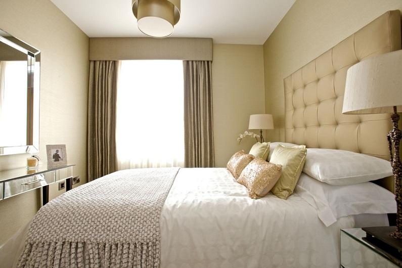 Дизайн спальни 12 кв.м - 5 планировок