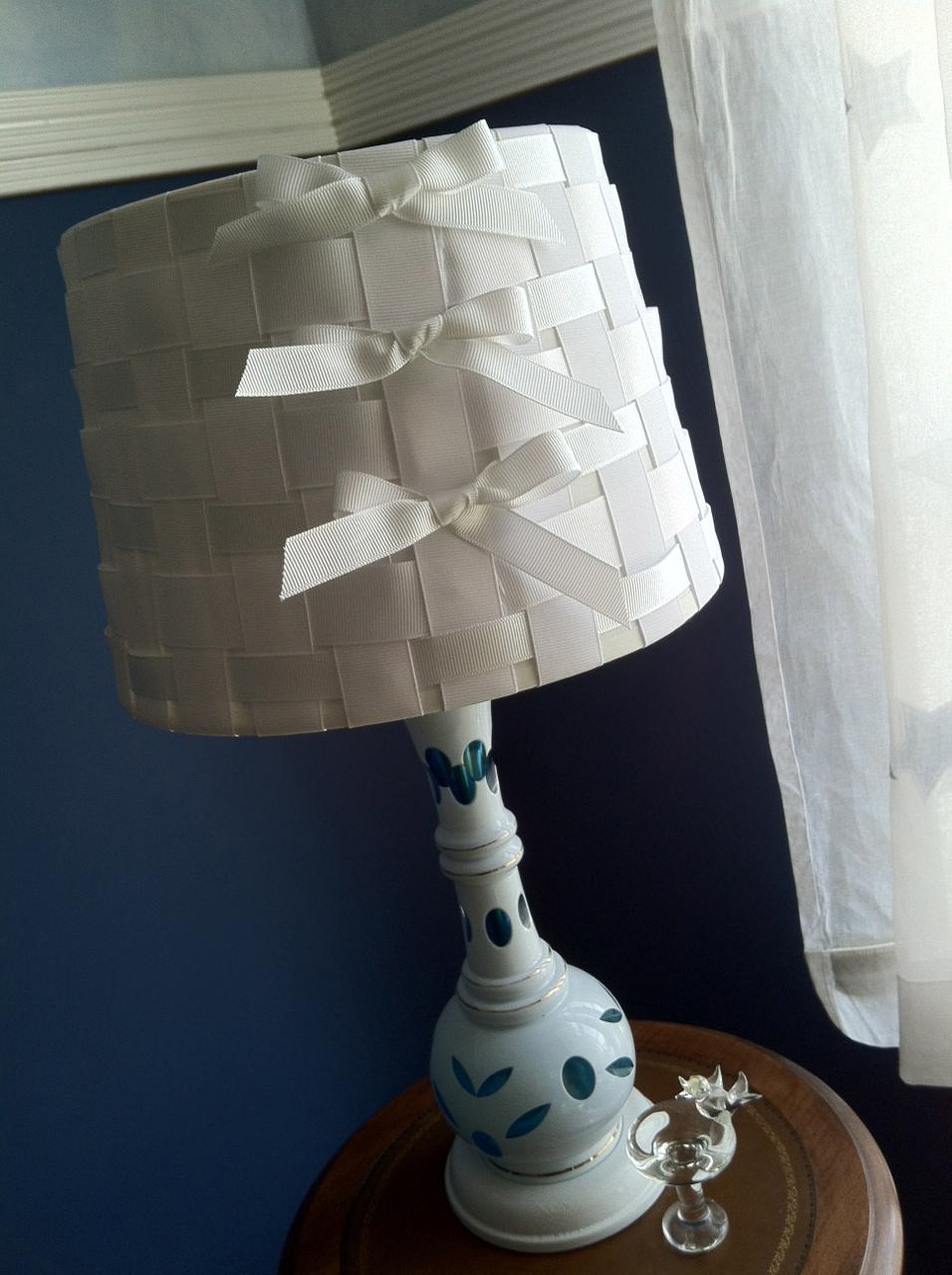 Как сделать абажур своими руками для светильника
