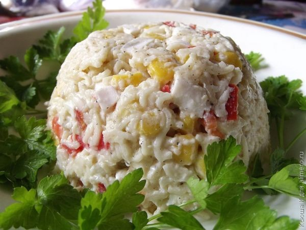студенческий салат