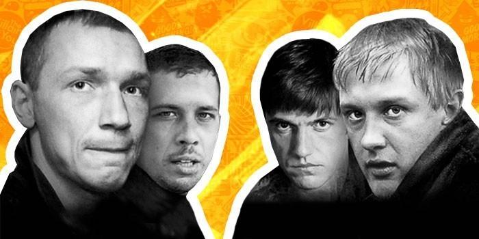 «Бумер» 12 лет спустя: что стало с актерами культового фильма актеры, бумер, тогда и сейчас