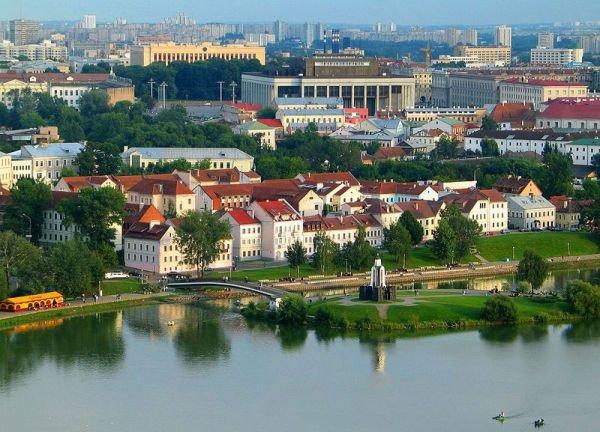 Беларусь глазами белоруса.....