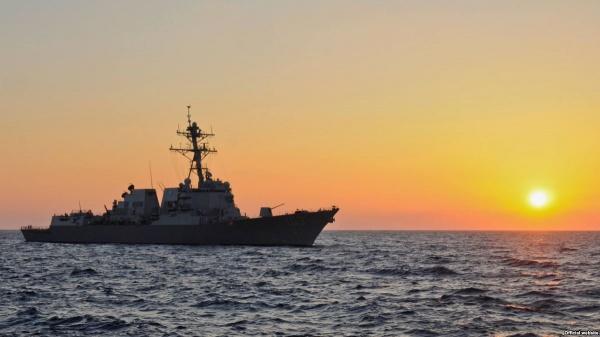 Для чего американские эсминцы зашли вЧерное море?