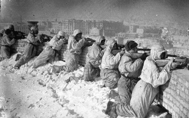 Из писем гитлеровского солдата Эриха Отта, отправленных из Сталинграда