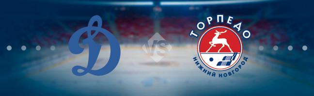 Прогноз на хоккейный матч Динамо Москва — Торпедо 8 октября 21:30 Мск