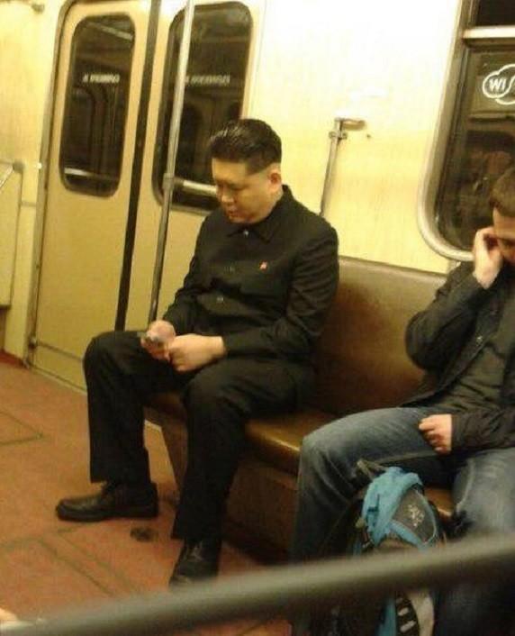 Укого был секс в метро фото 93-857