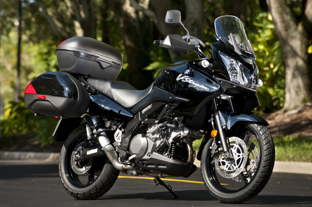 Мотослухи: Suzuki G-Strom 250 и Kawasaki Versys 250?!