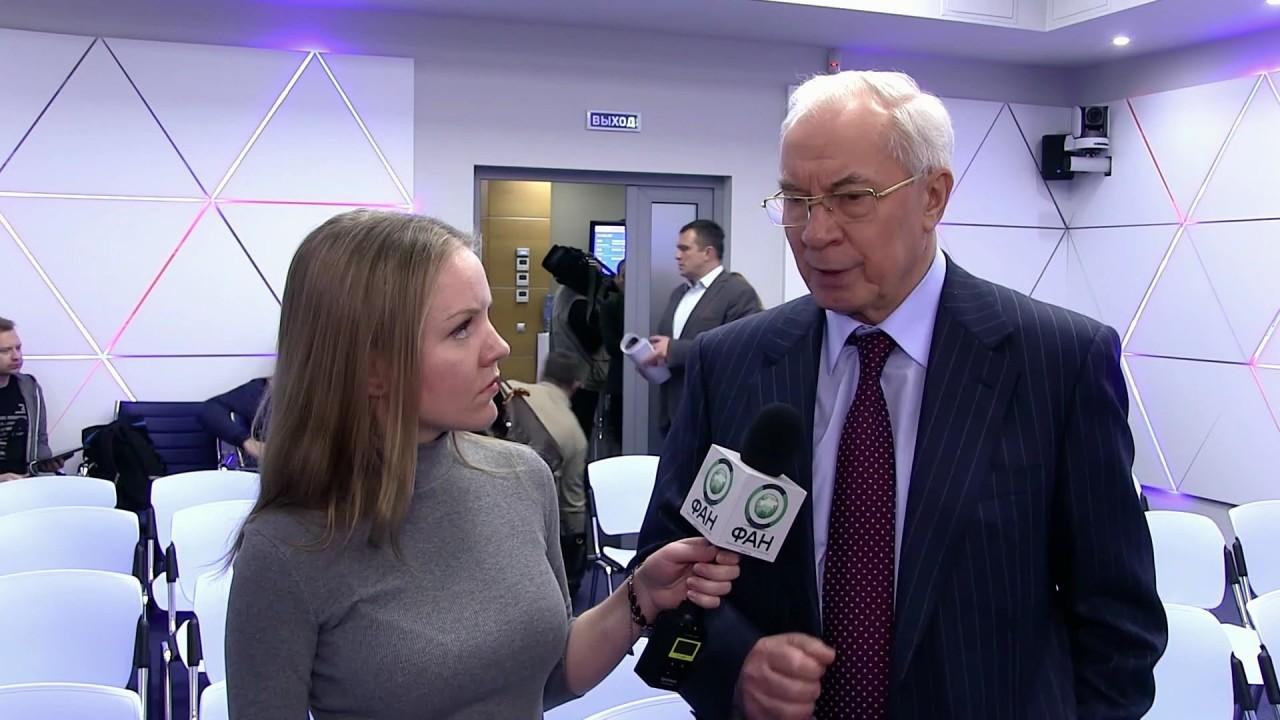 Николай Азаров раскритиковал украинцев за жалобы на бардак в стране