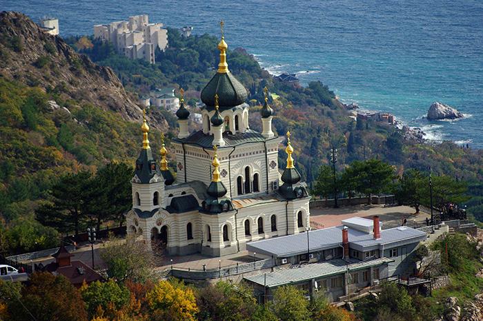 Храм в Форосе