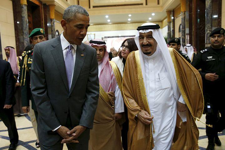 Обама напрасно просит помощи у саудитов