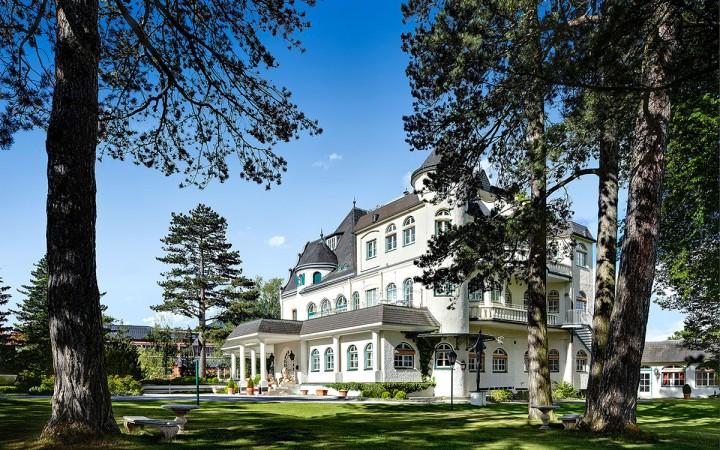 Отель Schlosshotel Igls