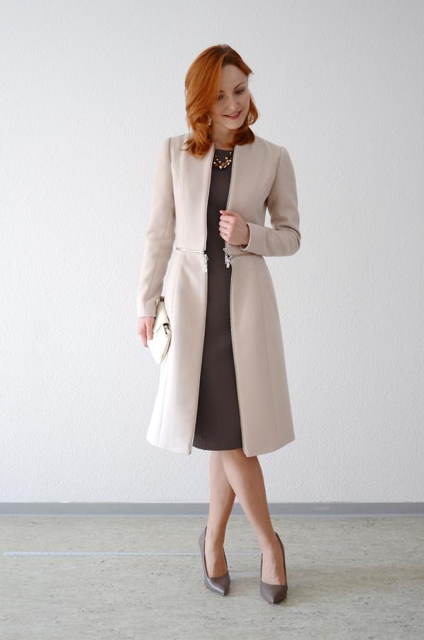 Одежда-трансформер 4в1: пальто, жакет, юбка, болеро