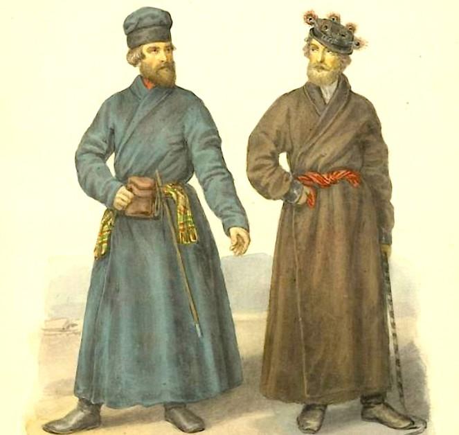 Как одеться по-русски. Мужская версия
