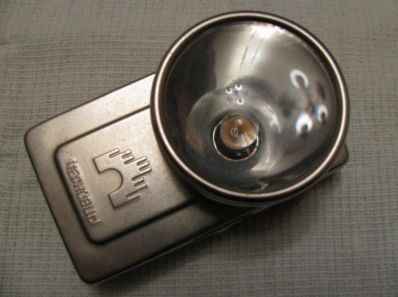 23. Сигнальный фонарик