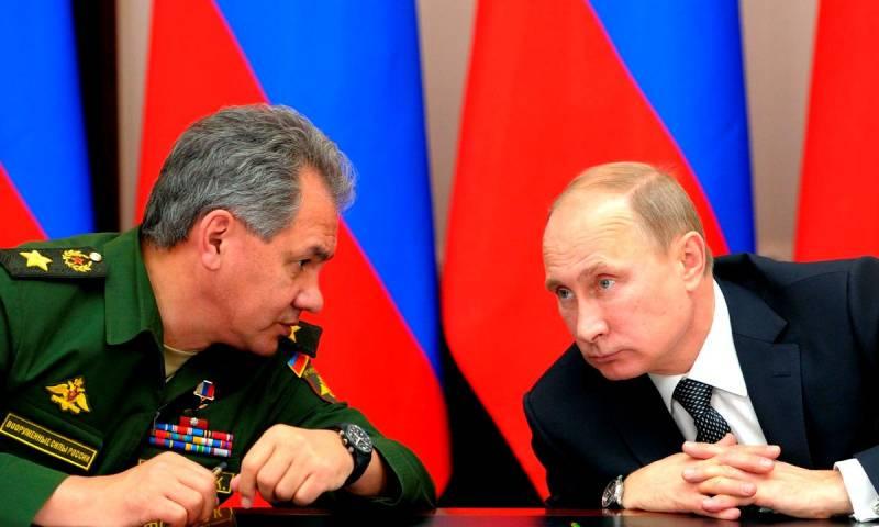 Шойгу сменит теряющего популярность Путина?
