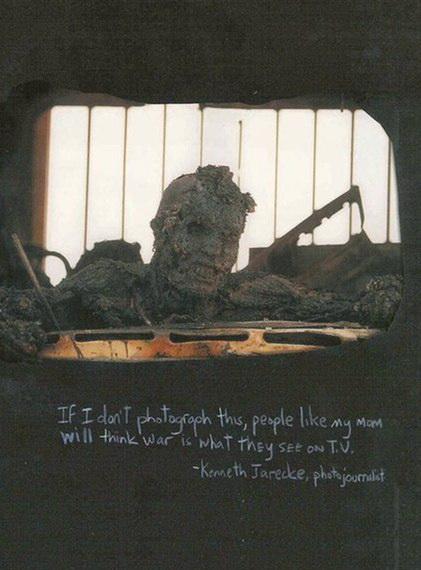 Шоссе Смерти, 1991, Кувейт