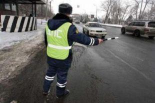 В прошедшие выходные в Адыгее задержали 22 нетрезвых водителя