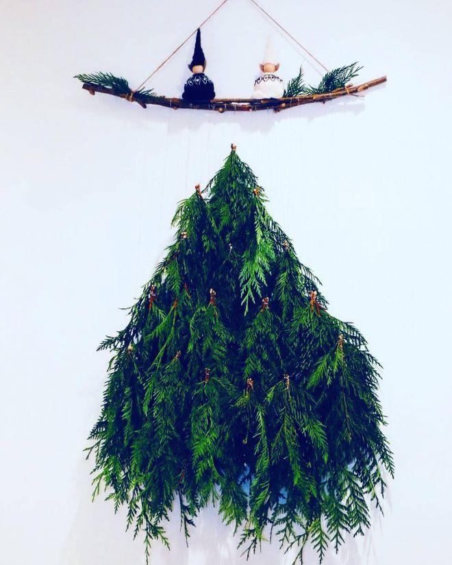 Летающая елка