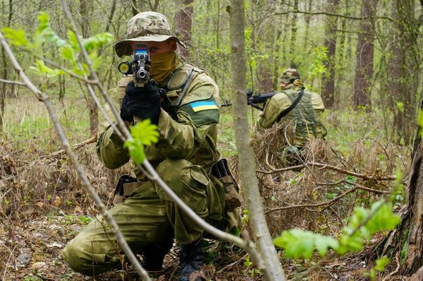 Шесть украинских диверсантов погибли при прорыве «серой зоны»: ДНР