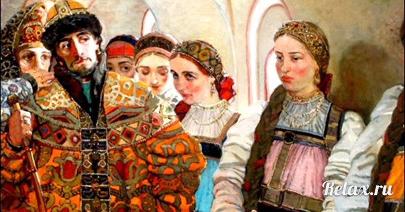 Как можно было достичь идеала красоты на Руси