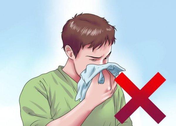 Как быстро избавиться от насморка и заложенности носа