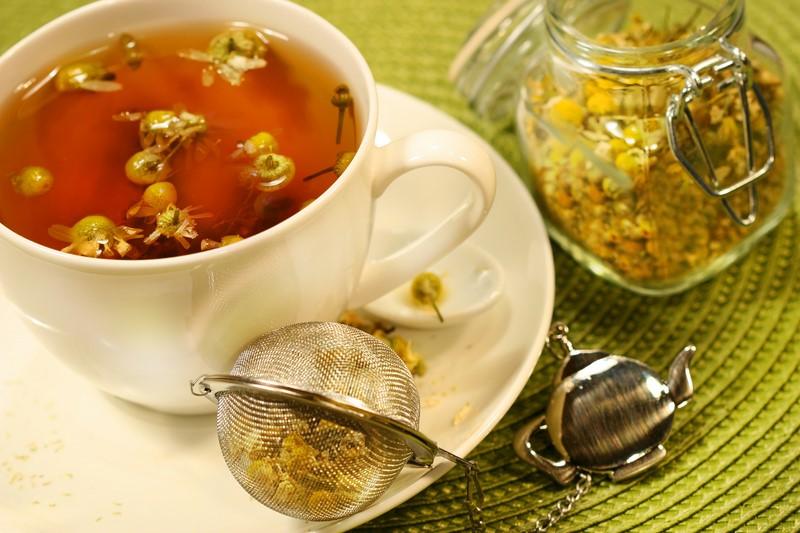 Вот почему наши бабушки обожают ромашковый чай