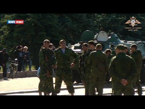 Юбилей 3-го отдельного отряда НМ ДНР