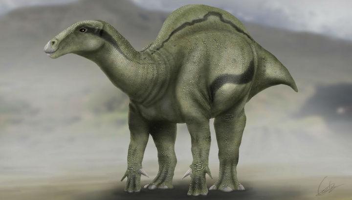 В Испании найден динозавр, п…