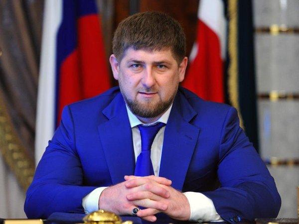 Кадыров заявил, что может приехать в Киев несмотря на санкции