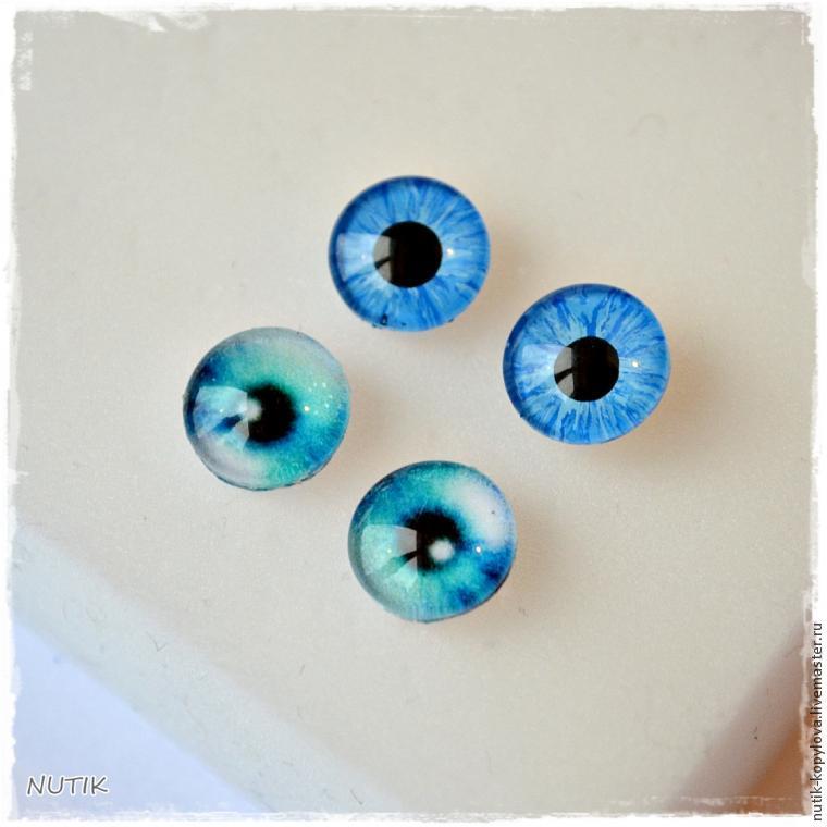 Как сделать глаза для игрушек своим руками фото 442