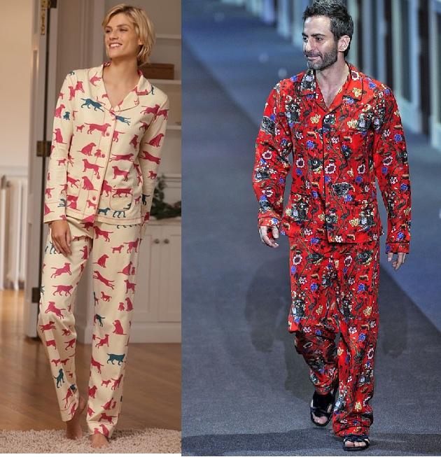 Пижама, выкройка на размеры с 36 по 50