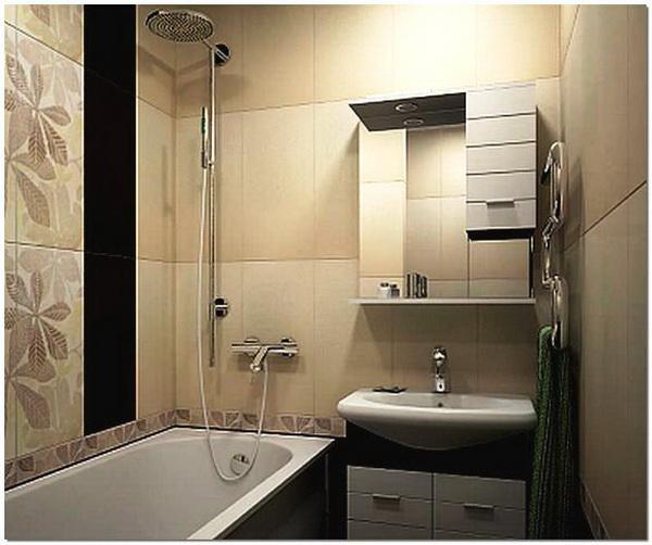 Ремонт ванных комнат фото в хрущевке своими руками