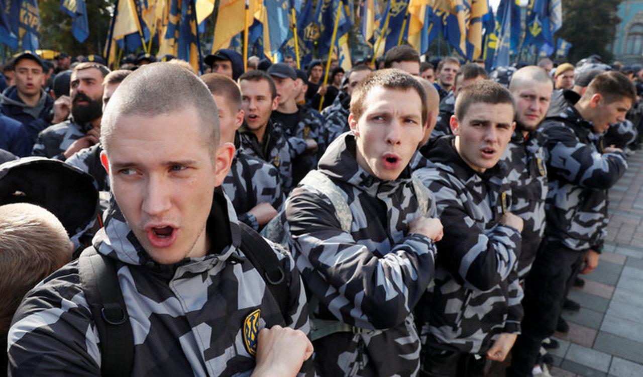 Вашингтон разрешает украинскому псу лаять. Junge Welt, Германия